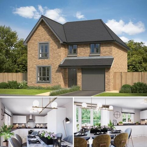 4 bedroom detached house for sale - Plot 48, Cullen at Countesswells, Countesswells Park Road, Countesswells, ABERDEEN AB15
