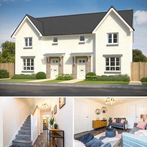 3 bedroom semi-detached house for sale - Plot 218, Craigend at Barratt at Culloden West, 1 Appin Drive, Culloden IV2