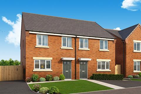 3 bedroom house - Plot 84, The Berkley at Lyndon Park, Great Harwood, Harwood Lane, Great Harwood BB6
