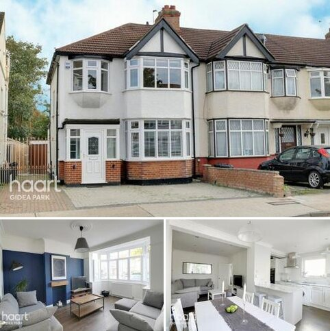 3 bedroom end of terrace house for sale - Carlton Road, Romford