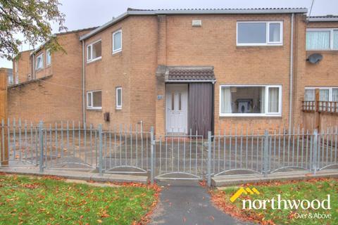 4 bedroom terraced house to rent - Monday Crescent , Fenham, Newcastle upon Tyne, NE4 5BE