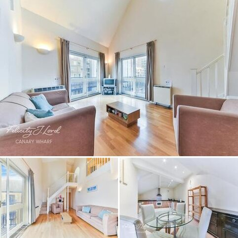 3 bedroom apartment for sale - Peninsula Court, E14
