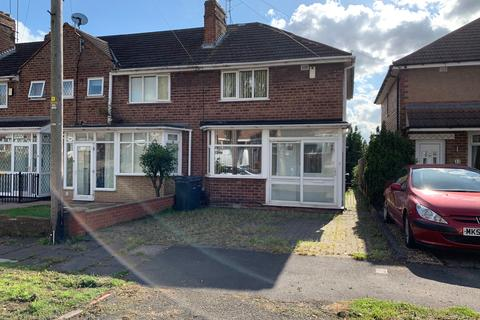 2 bedroom end of terrace house for sale - Whitburn Avenue, Perry Barr, Birmingham B42