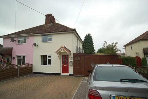 3 bedroom semi-detached house to rent - The Street, Beck Row, Suffolk, IP28