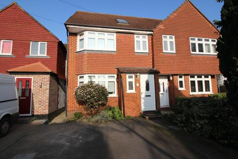 3 bedroom semi-detached house for sale - Pembury Avenue, Worcester Park KT4