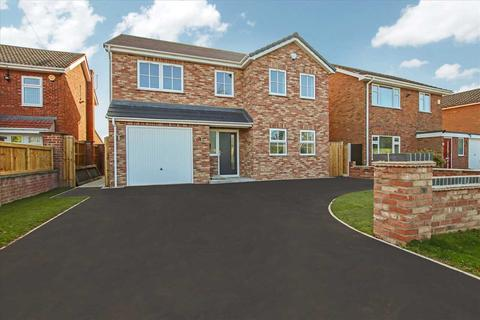 4 bedroom detached house for sale - Hall Drive, Lincoln