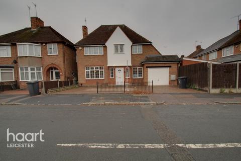 4 bedroom detached house for sale - Havencrest Drive, Leicester