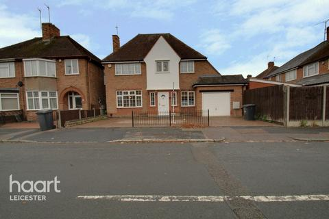 4 bedroom detached house for sale - Havencrest Drive, Leicester