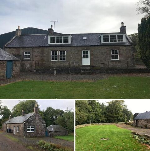 2 bedroom detached house to rent - Farm Managers House, Glenbervie Estate, Drumlithie, Kincardineshire