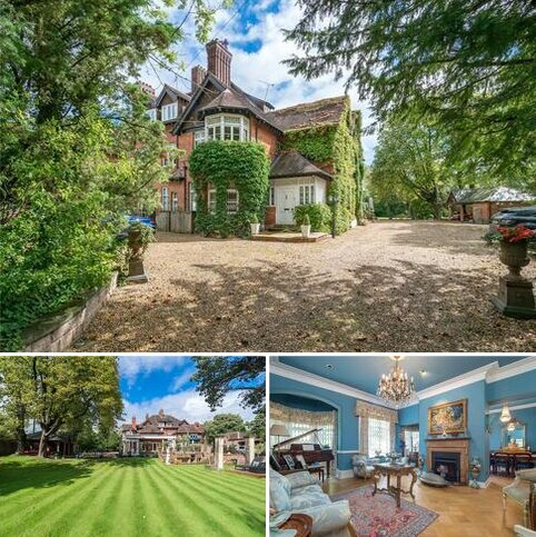 6 bedroom semi-detached house for sale - Harden Park, Alderley Edge, Cheshire, SK9