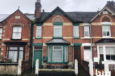 3 bedroom terraced house for sale - Peel Terrace, Stafford, ST16 3HD
