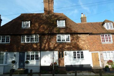2 bedroom terraced house for sale - The Hill, Cranbrook, Kent TN17 3AJ