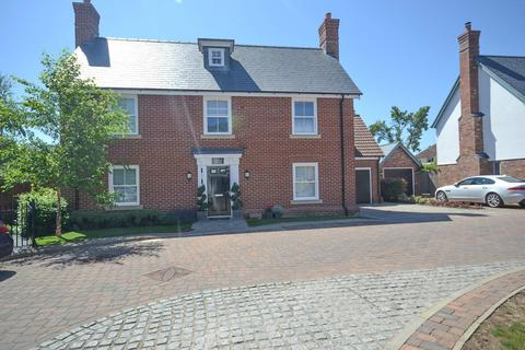 4 bedroom detached house for sale - Woodland Way, Edney Common, Chelmsford, Essex, CM1