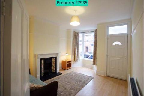 3 bedroom terraced house to rent - Onslow Road, Sheffield, S11 7AF