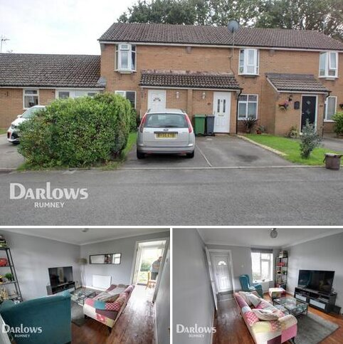 2 bedroom terraced house for sale - Pavaland Close, Cardiff