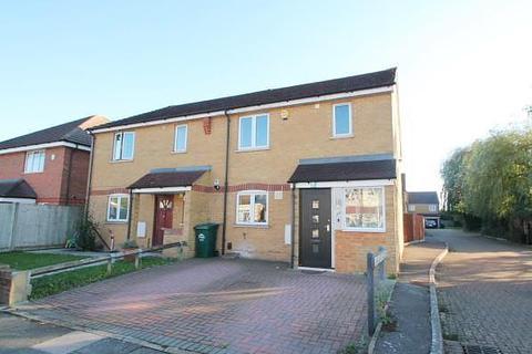 3 bedroom semi-detached house for sale - Station Crescent, Ashford, TW15