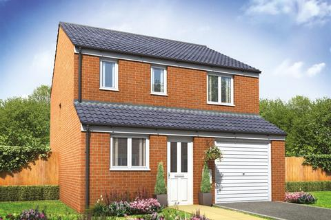 3 bedroom detached house for sale - Plot 466, The Stafford at St Peters Place, 57 Adlam Way SP2