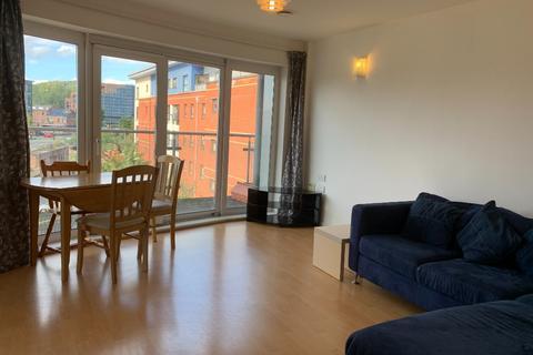 2 bedroom flat to rent - 7 Millsands, Millsands, Sheffield, S3 8NR