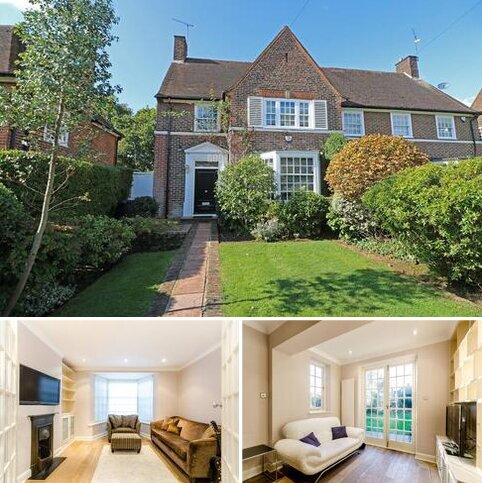 4 bedroom semi-detached house for sale - Gurney Drive, Hampstead Garden Suburb