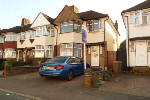 3 bedroom semi-detached house to rent - CHATHAM CLOSE, SUTTON SM3