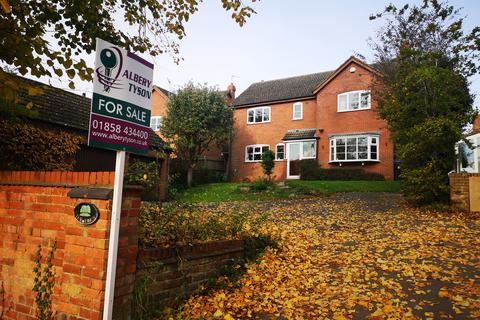 4 bedroom detached house for sale - Main Street, Marston Trussell LE16