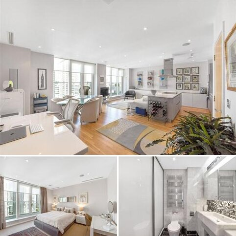 1 bedroom penthouse for sale - Ability Place, 37 Millharbour, Canary Wharf, London, E14