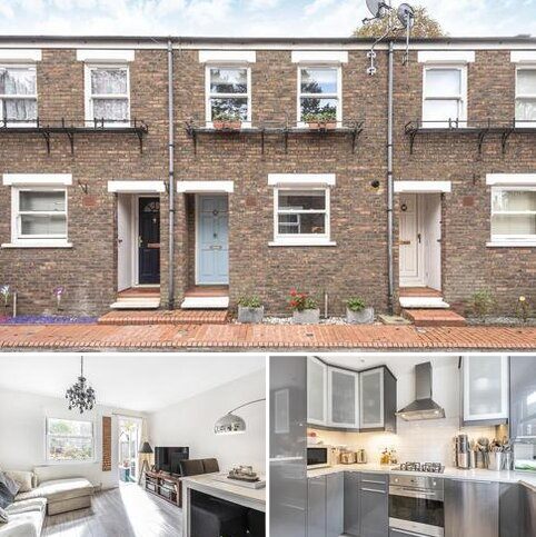 2 bedroom terraced house for sale - Chestnut Close, Streatham