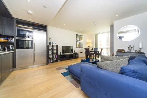 1 bedroom flat for sale - Charrington Tower, 11 Biscayne Avenue, London