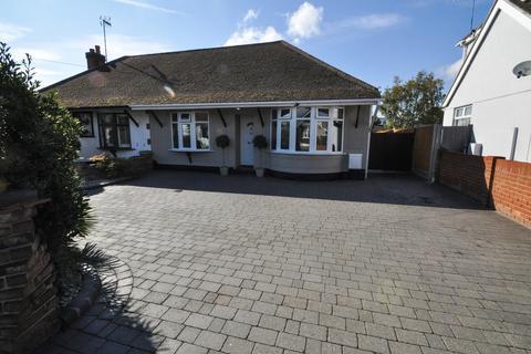 3 bedroom semi-detached bungalow for sale - Tyrrell Road, Benfleet