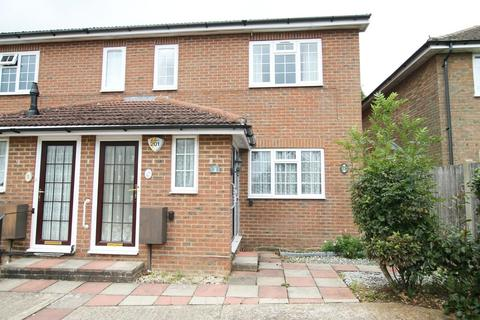 2 bedroom ground floor flat for sale - Holly Lodge, St. Lawrence Avenue, Worthing, BN14 7JJ