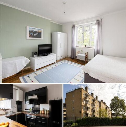 1 bedroom flat for sale - Tulse Hill, SW2