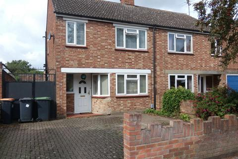 3 bedroom semi-detached house to rent - Margetts Road, Kempston