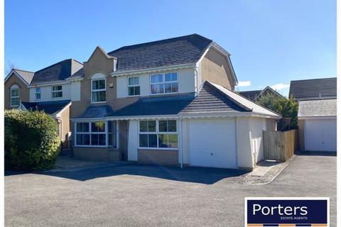 4 bedroom detached house for sale - Tai Arfryn Broadlands Bridgend CF31 5AN
