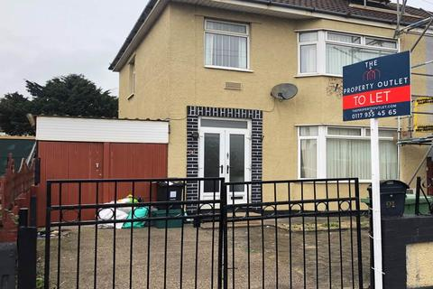 4 bedroom semi-detached house to rent - Gloucester Road, Patchway, Bristol