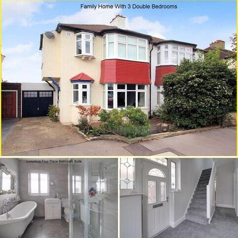 3 bedroom semi-detached house for sale - The Vale, Shirley