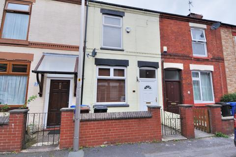 2 bedroom terraced house to rent - Churchill Street, Heaton Norris, Stockport, Cheshire, SK4 1NB