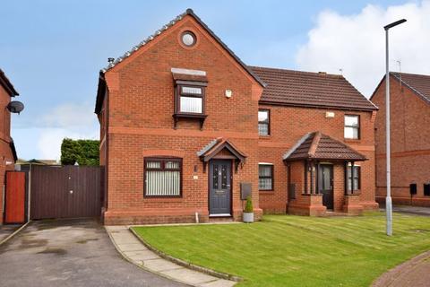 3 bedroom semi-detached house for sale - Wilcote Close, Farnworth