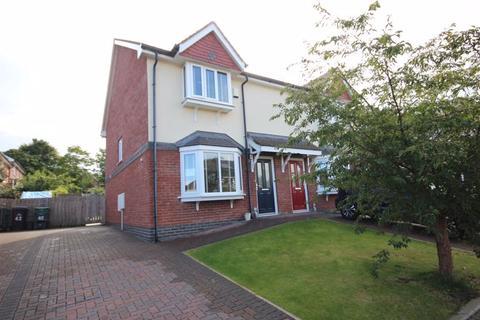 3 bedroom semi-detached house for sale - Cysgod Y Castell, Llandudno Junction