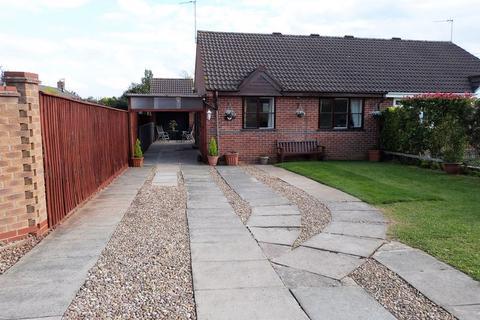 2 bedroom semi-detached bungalow for sale - Price Way, Thurmaston