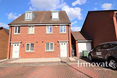 3 bedroom townhouse for sale - Pel Crescent, Oldbury