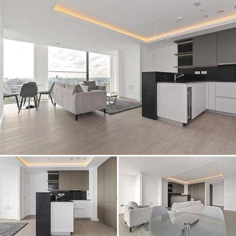 1 bedroom flat to rent - Carrara Tower, 1 Bollinder Place, London, EC1V