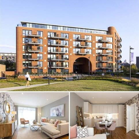 2 bedroom flat for sale - Royal Arsenal Riverside, Ocean House, 2 Thunderer Walk, London, SE18