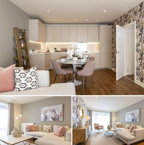 1 bedroom flat for sale - Royal Arsenal Riverside, Ocean House, 2 Thunderer Walk, London, SE18