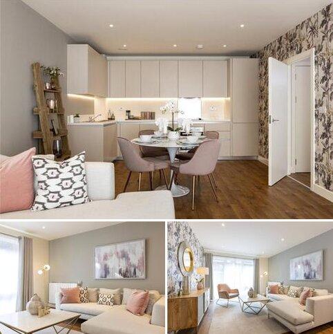 1 bedroom flat for sale - Royal Arsenal Riverside, Ocean House, 2 Thunderer Walk, London, SE18