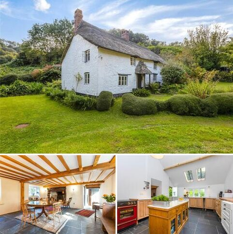 4 bedroom character property for sale - Branscombe, Seaton, Devon, EX12