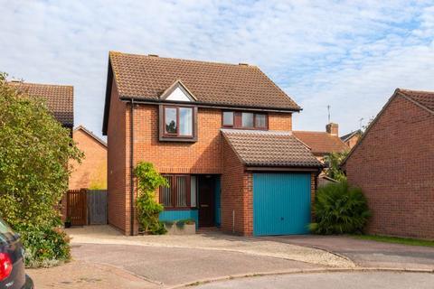 3 bedroom detached house for sale - Alexander Close, Abingdon