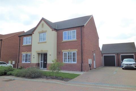 4 bedroom detached house for sale - Scaife Close, Cottingham