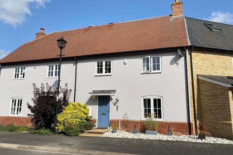 3 bedroom terraced house for sale - Meadow Walk, Henlow, SG16