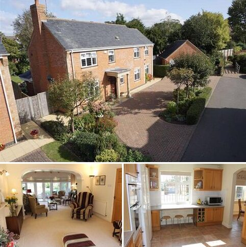 4 bedroom detached house for sale - Main Street, Bushby, Leicestershire