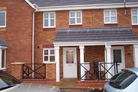 2 bedroom terraced house to rent - Corbett Road, Daimler Green, Coventry. CV6